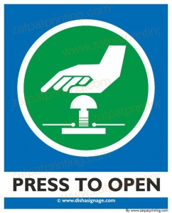 Press To Open