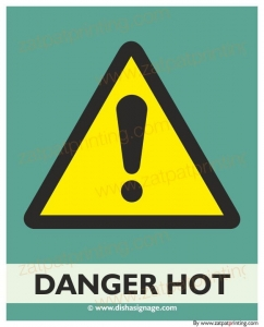 Danger Hot