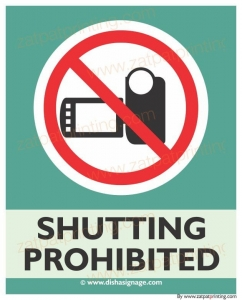 Shooting Prohibited