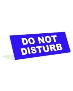 Desk Signs Zatpatprintingcom - Do not disturb desk sign