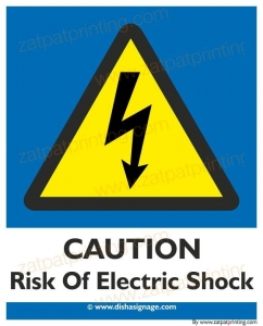 High Electric Shock