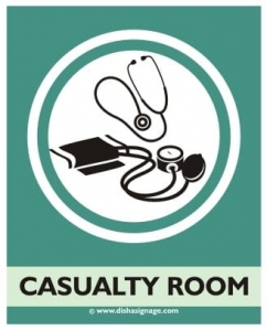 Casualty Room