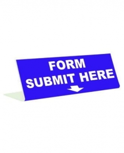 Form Submit Here