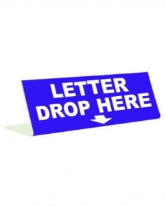 Letter Drop Here