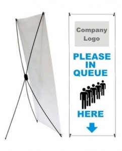 Please In Queue Here X