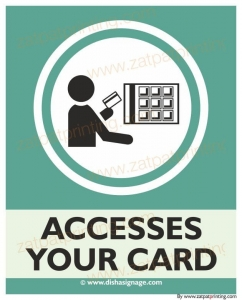 Accesses Your Card
