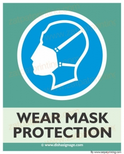 Wear Mask Protection
