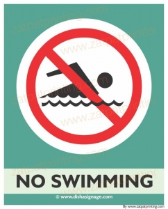 No Swiming