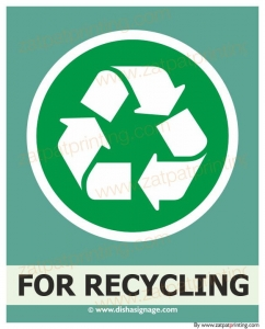 For Recycling
