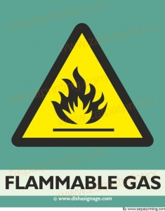 Flammable Gas